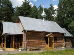 Казанский храм с. Леониха